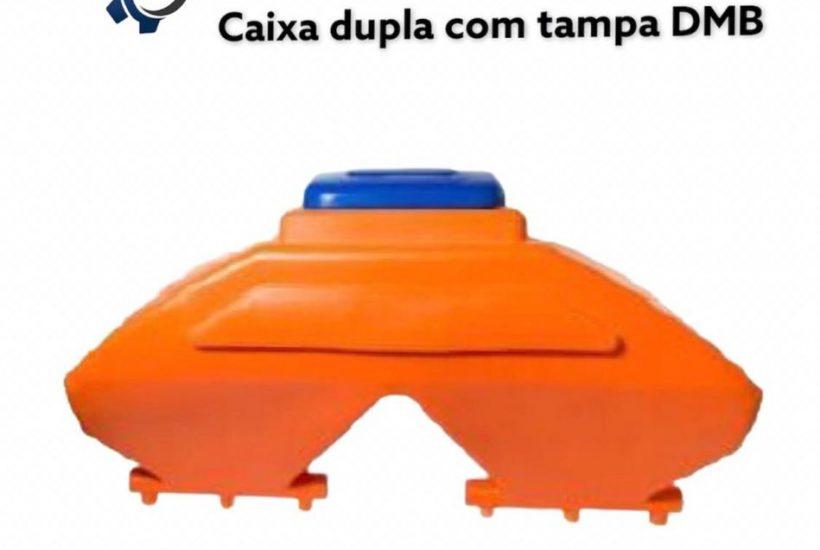 Deposito Duplo com Tampa