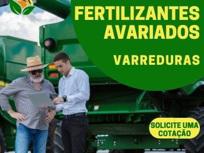 Fertilizantes Avariados Varreduras